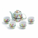 Asian Style Tea Set