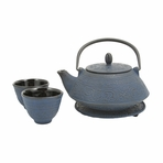 Blue Shogun Tetsubin Tea Set