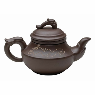 Classical Dragon Yixing Clay Teapot