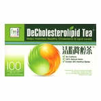 DeCholesterolipid Tea (Helps Maintain Healthy Cholesterol & Lipid Levels)