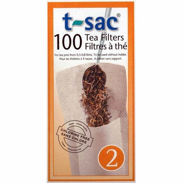 Disposable Loose Tea Filters