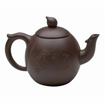 Dragon Egg Yixing Clay Teapot