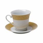 Golden Age English Porcelain Tea Cup