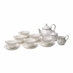 Royal Court New Bone China English Tea Set