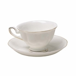 Royal Court New Bone China English Teacup