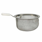 Tea Strainer with Handle (58-64mm dia, 35mm ht)