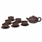 Traditional Yixing Clay Tea Set
