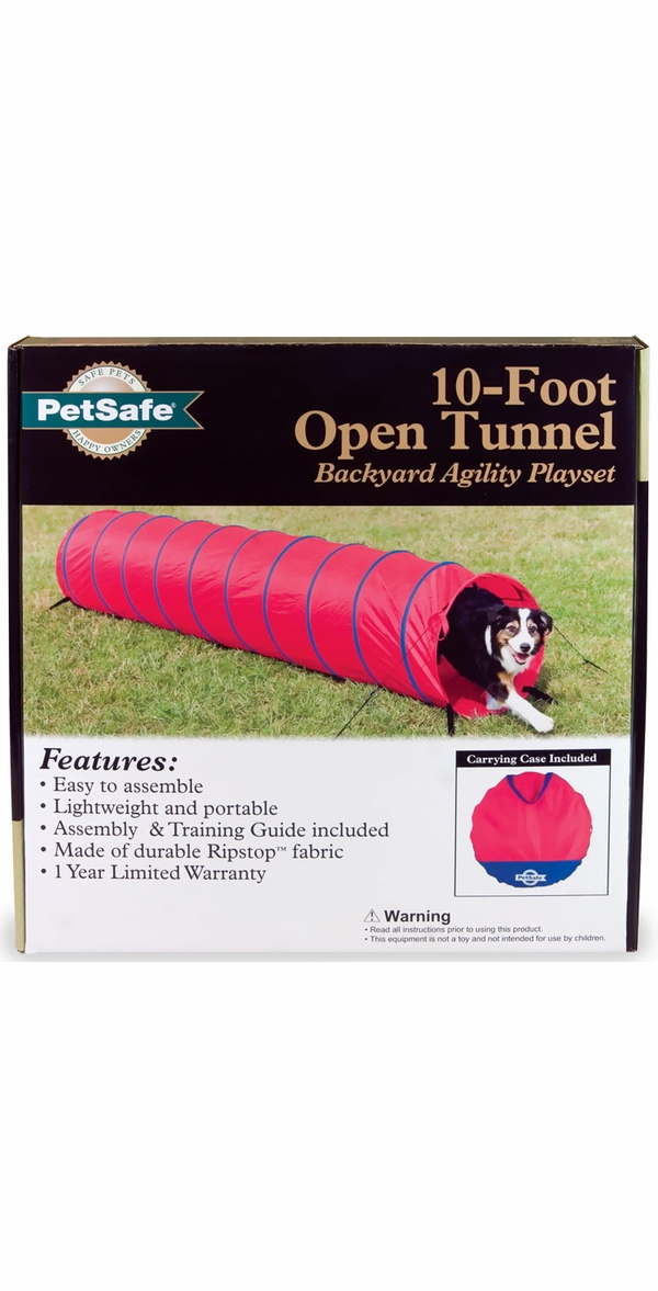 10' Open Tunnel