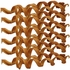 "12-PACK Fat Spizzle Twists (7-8"")"