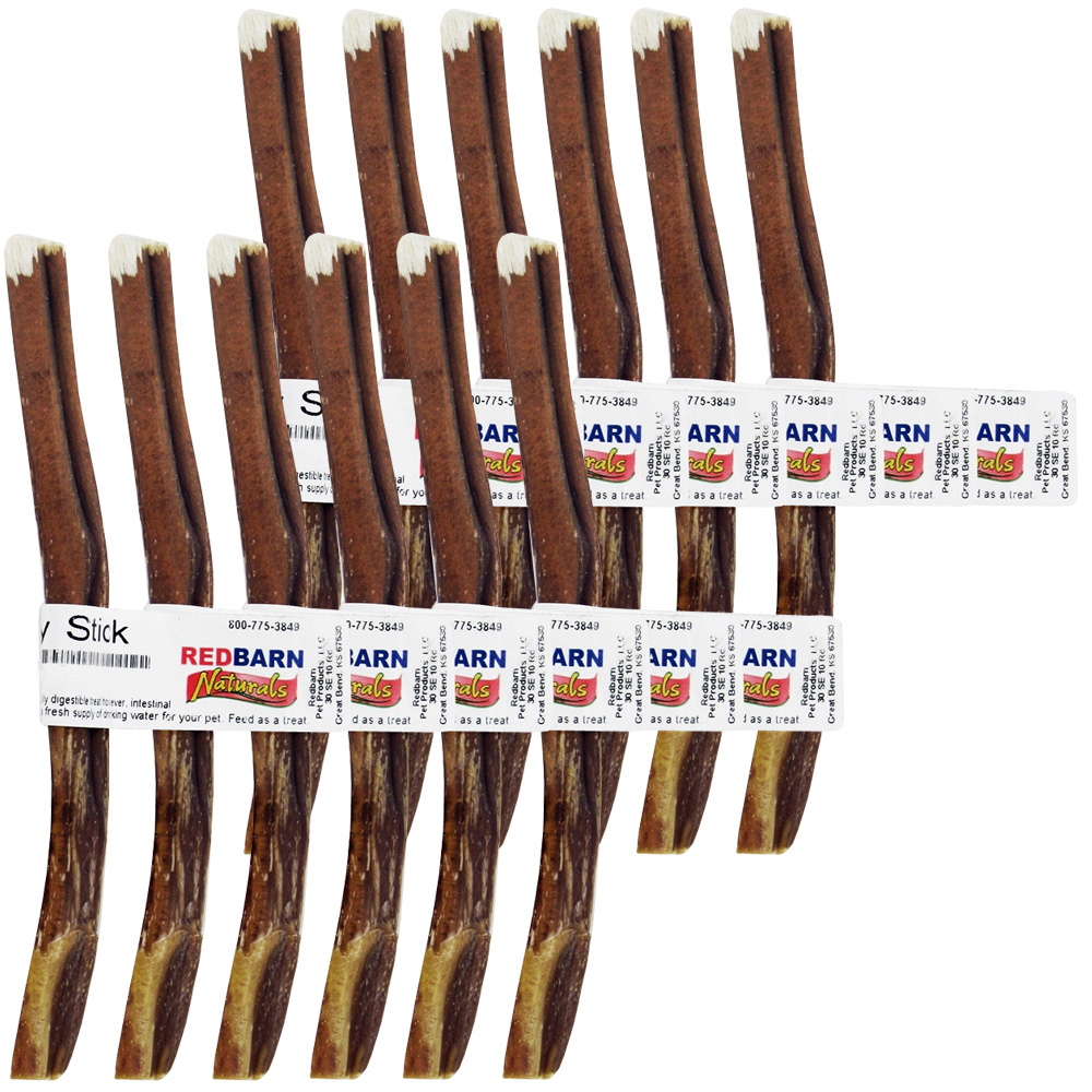 "12 PACK Redbarn 9"" Bully Stick"