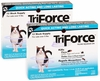 2 PACK - 3 MONTH TriForce for CATS 5 lbs & OVER