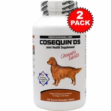 2-PACK Cosequin DS 250 Count (500 tablets)