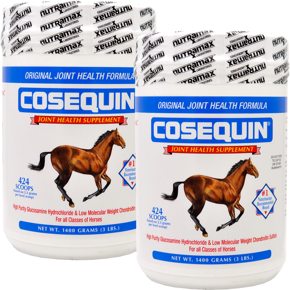 2 PACK Cosequin� EQUINE Powder Concentrate (2800 gm)