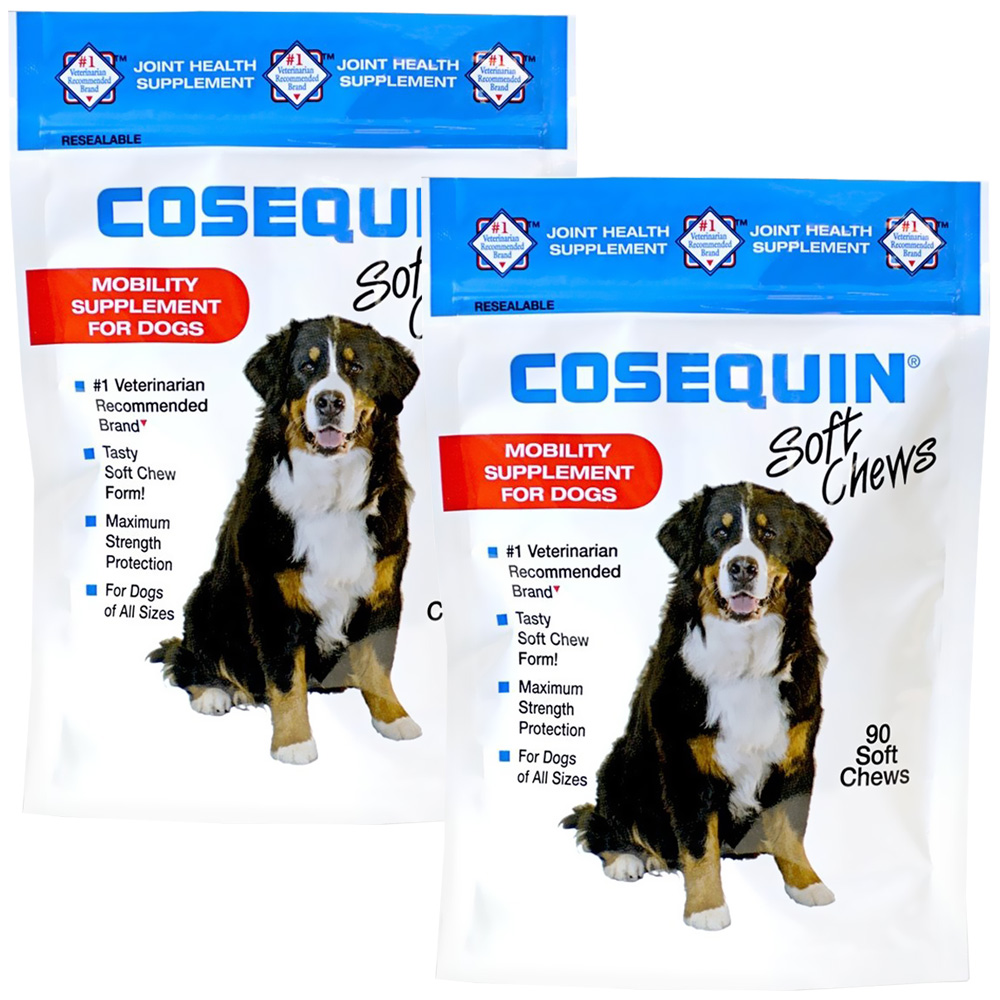 2-PACK Cosequin Soft Chews (180 Chews)
