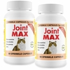 2-PACK Joint MAX SPRINKLE CAPS for Cats 80 count (160 Caps)