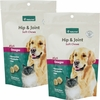2 PACK Naturvet Hip & Joint for Dogs & Cats (240 soft chews)