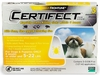 3 Month CERTIFECT GOLD for Dogs 5-22 lbs