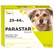 3 MONTH Parastar Green for Dogs 23-44 lbs