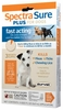 3 MONTH Spectra Sure Plus for Dogs 0-22 lbs