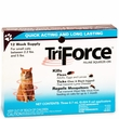 3 MONTH TriForce for SMALL CATS 2.2-5 lbs