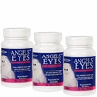 3 PACK Angels Eyes Beef Flavor for Cats (90 gm)