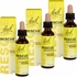3-PACK Bach Rescue Remedy - Natural Stress Reliever (60 mL)