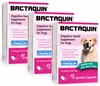 3-PACK Bactaquin Digestive Health Supplement for Dogs - 150 Sprinkle Capsules