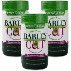 3-PACK Barley Cat (9 oz)