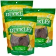 3-PACK Duckles Duck Breast Fillets for Dogs (6 lb)