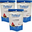3-PACK Felisyl Immune System Support (180 Soft Chews)
