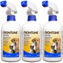 3 Pack Frontline Spray LARGE (1500 mL)