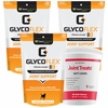 3 PACK Glyco Flex III (360 SOFT CHEWS) FREE Joint Treats Minis