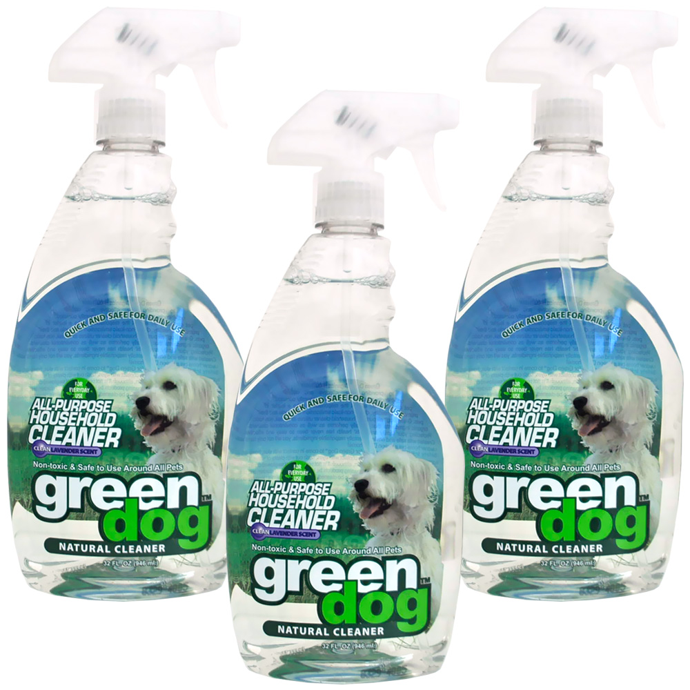 3-PACK  Green Pet  All-Purpose Household Cleaner (96 fl. oz.)