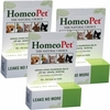 3 PACK  HomeoPet Leaks No More (45 mL)