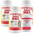 3 PACK Joint MAX DS Double Strength (360 TABLETS) + FREE Joint Treats