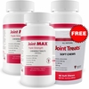 3-PACK Joint MAX� Triple Strength (360 Chewable Tablets) + FREE Joint Treats� Minis