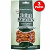 3-PACK Joint Snacks for Small Dogs Duck Flavor (180 Soft Chews)
