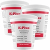 3-PACK K-Plus™ Potassium Citrate Plus Cranberry Granules (180 Doses)