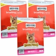 3-PACK Milk-Bone Brushing Dental Chews - Mini (168 count)