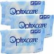 3-PACK Optixcare Eye Cleaning Wipes (150 count)