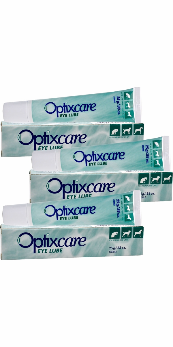 3-PACK Optixcare Eye Lubricant (75 g)