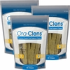 3-PACK Ora-Clens® Oral Hygiene Chews Small (90 Chews)