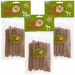3 PACK Pet 'n Shape Lamb Strips Dog Treats (9 oz)