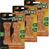 3 PACK Pet 'N Shape Long Lasting Chewz 4
