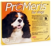 3 Pack ProMeris for Dogs 11-22 lbs