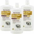 3 PACK Shed Solution for Dogs (72 oz)