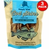 3-PACK Simply Wild Cod Skins for Dogs (19.8 oz)