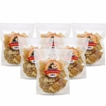 6-PACK Spizzles™ Beef Trachea Chips (48 oz)