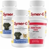 3-PACK Syner-G® Digestive Enzymes (600 Tablets) + FREE Joint Treats® Minis