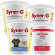 3-PACK Syner-G® Digestive Enzymes Granules (1362 gm) + FREE Joint Treats® minis